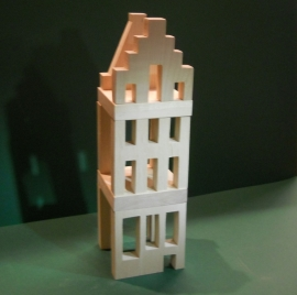 Het Trapgevel huisje - DE0052