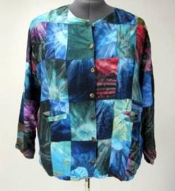 Jacket Patch long (02-2918-bluesin)