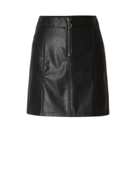 "(40398P) ""Rozanne"" Rok  PU-Leather"