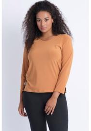 Shirt Lange Mouw (B-03) 065-Oker