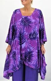 Tuniek Birgit string 18(26-4316) purpleleaf