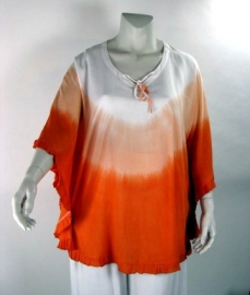 Blouse Do (03-1937-oranje)