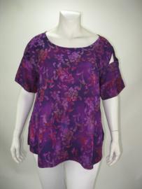 Shirt Harper (07-3688-purplilaflower)
