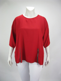Shirt Heather (07-3699-rood)