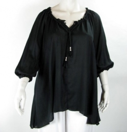 Blouse Dakota (01-2412-black)