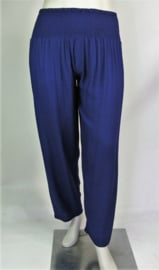 "Broek ""INDIA"" (08-4013) darkpurpleff"