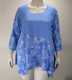 Tuniek Daisy (01-1915 / Jeans Blauw