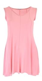 Tuniek Banen zonder mouw (C-73) 075-Roze