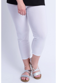 Legging Basic (F01) - 002-Wit *