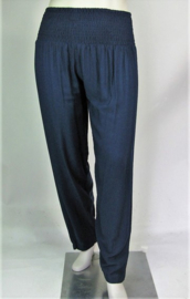 "Broek ""INDIA"" (06-4011) darkblueff"