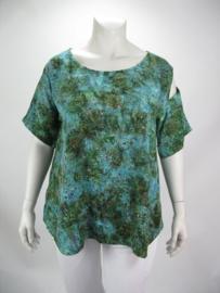 Shirt Harper (10-3691-turqgreenvulc)