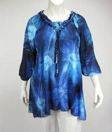Blouse Dakota (02-2413-bluesin)