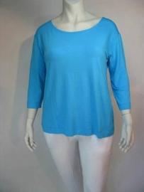 Shirt Elan Lycra (07-2829-turquoise)
