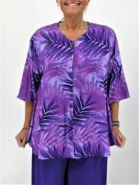 Blouse Dallas (06-4346) purpleafs