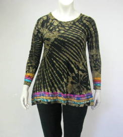 Shirt GT-V-Ruch (05-3522-sand)