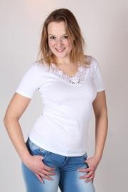 Toker onderhemd met korte mouwen (206/1)