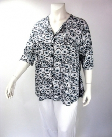Blouse Dallas (55-4059) bwkiwi