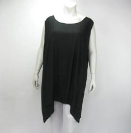 Top/Jurk Gemma (01-3296-Black)