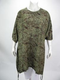 Tuniek Ebony (14-4249) browntiger