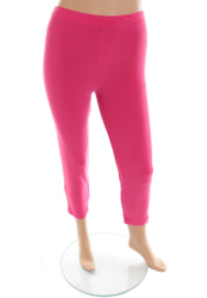 Legging Basic (F01) - 006-L.Fuchsia