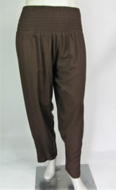 "Broek ""INDIA"" (03-4008) brownff"