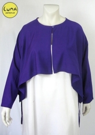 Jacket Bibi (02-1264-purple)