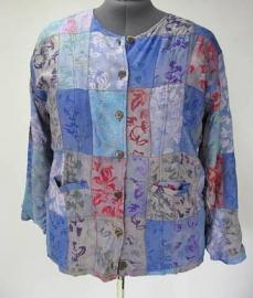 Jacket Patch long (06-2922-bluesoft)