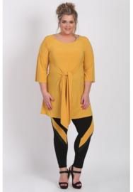 Tuniek knoop voorpand (C-9001) 076-Mellow Yellow