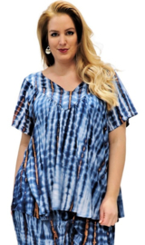 "Shirt ""JOSÉ"" (15-4623) blueikat"