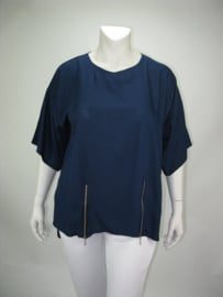 Shirt Heather (02-3694-darkblue)