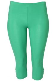 Legging 4 knopen (F-04) 058-Brazil Groen