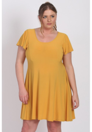 Tuniek Korte mouw (C-6024) 076-Mellow Yellow