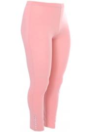 Legging met studs (F-10) 075-Roze