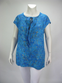 Shirt Hester (09-3713-bluegreytakje)