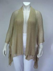 Ikat Hood (12-3598-sand-beige)