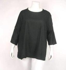 Shirt Gwen (01-3309-Zwart)