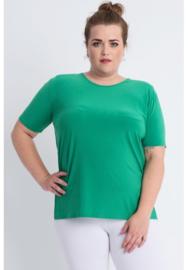 Shirt korte mouw (B-04) 058-Brazil Groen