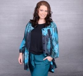 Jacket Bailey  (08-2507-turqdarksin)
