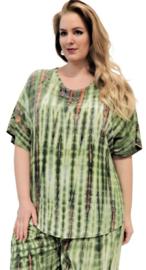 "Shirt ""JOYCE"" (16-4638) greenikat"