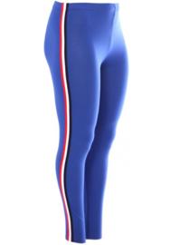 Legging lang streep (F-8001) 060-Dr.Cobalt