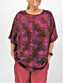 "Shirt ""JOYCE"" (05-4385) bordpinkwaves"