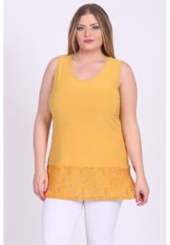 Top Amia (A-83) 076-Mellow Yellow