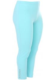 Legging met studs (F-10) 051-Aqua Blauw