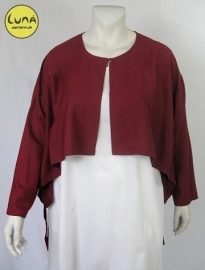 Jacket Bibi (04-1266-bordeaux)