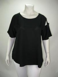 Shirt Harper (01-3682-zwart)