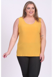 Top Basic (A-12) 076-Mellow Yellow