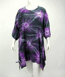 Tuniek Ebony (09-2350-purpledarksin)