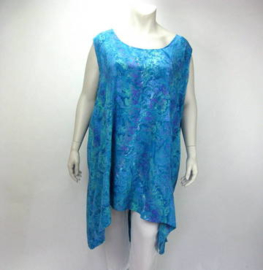 Top/Jurk Gemma (05-3300-bluemintleaf)