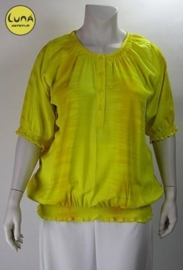 Blouse Chanti (08-1571-yellowkras)