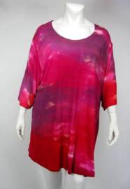 Shirt Genoa (05-3352-aubergredsin)
